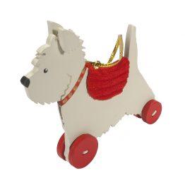 Ёлочные игрушки из дерева / Wooden Christmas toys