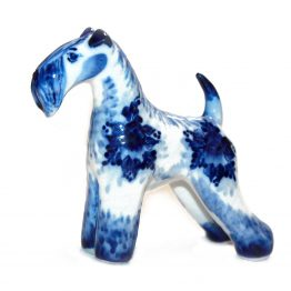 Собаки / Porcelain dogs