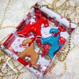Ёлочные игрушки / Christmas toys