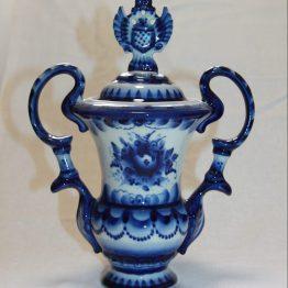 Кубки гжель / Porcelain cups