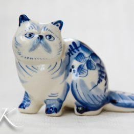 Кошки / Porcelain cats
